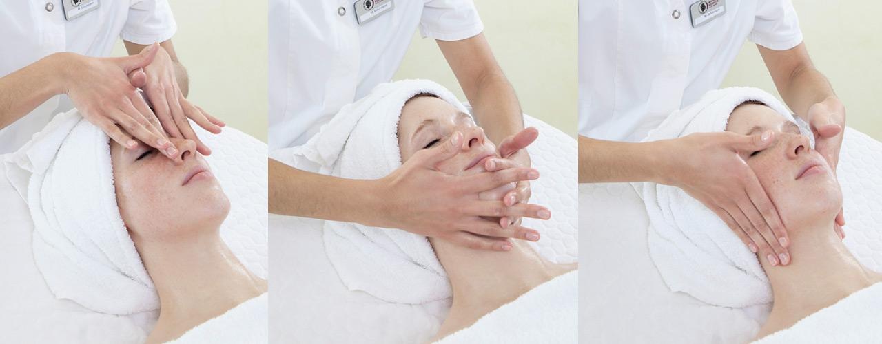 Kosmetikbehandlung in der Mohren-Kosmetik